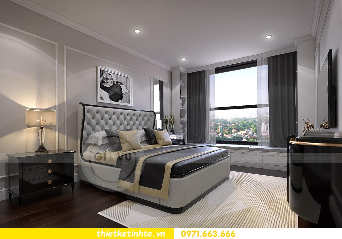 thiết kế thi công nội thất chung cư D Capitale đẹp tinh tế 05