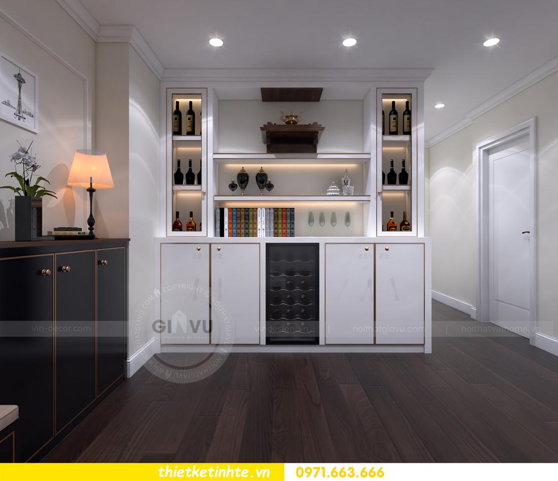 thiết kế thi công nội thất chung cư D Capitale đẹp tinh tế 06