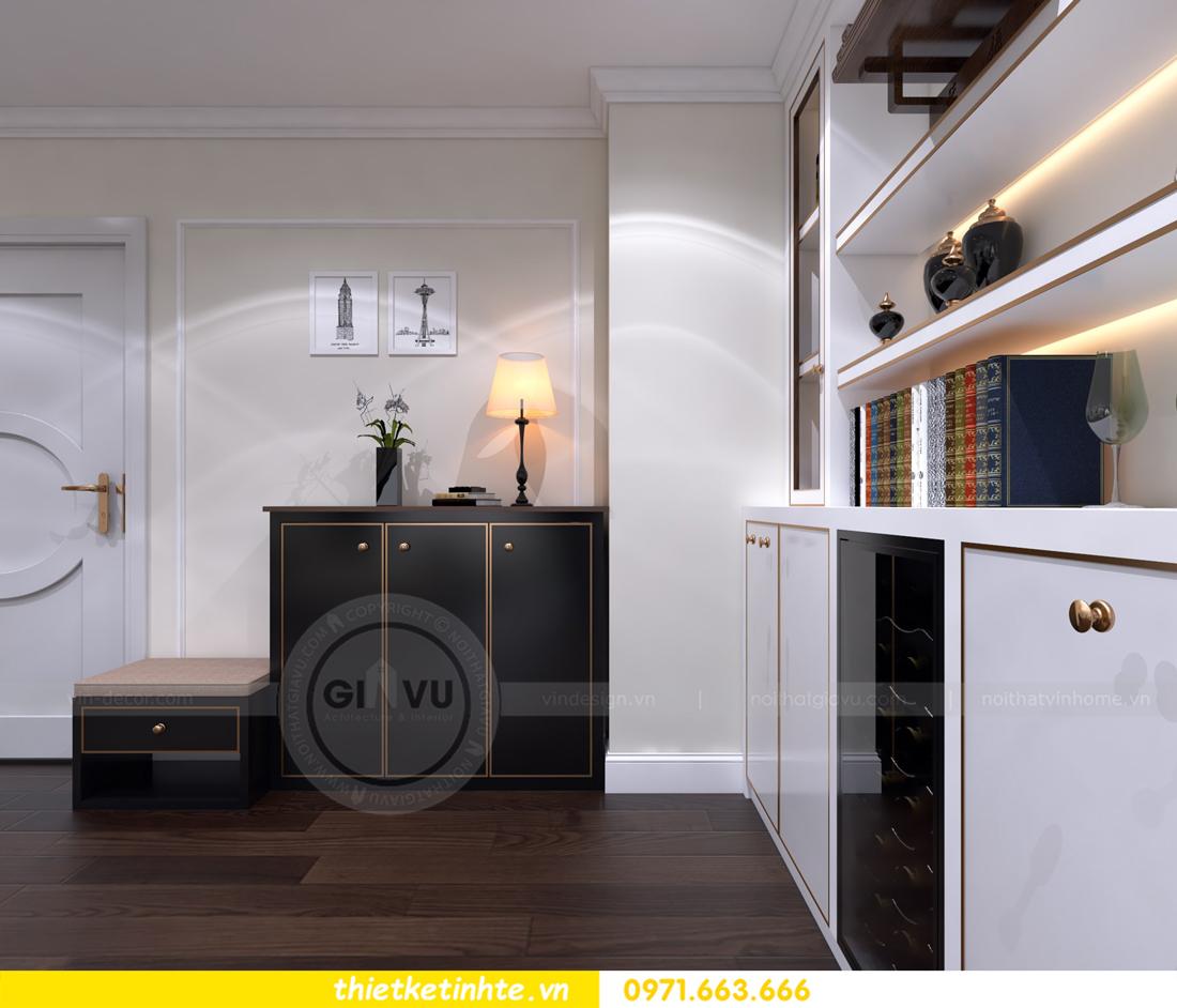 thiết kế thi công nội thất chung cư D Capitale đẹp tinh tế 07