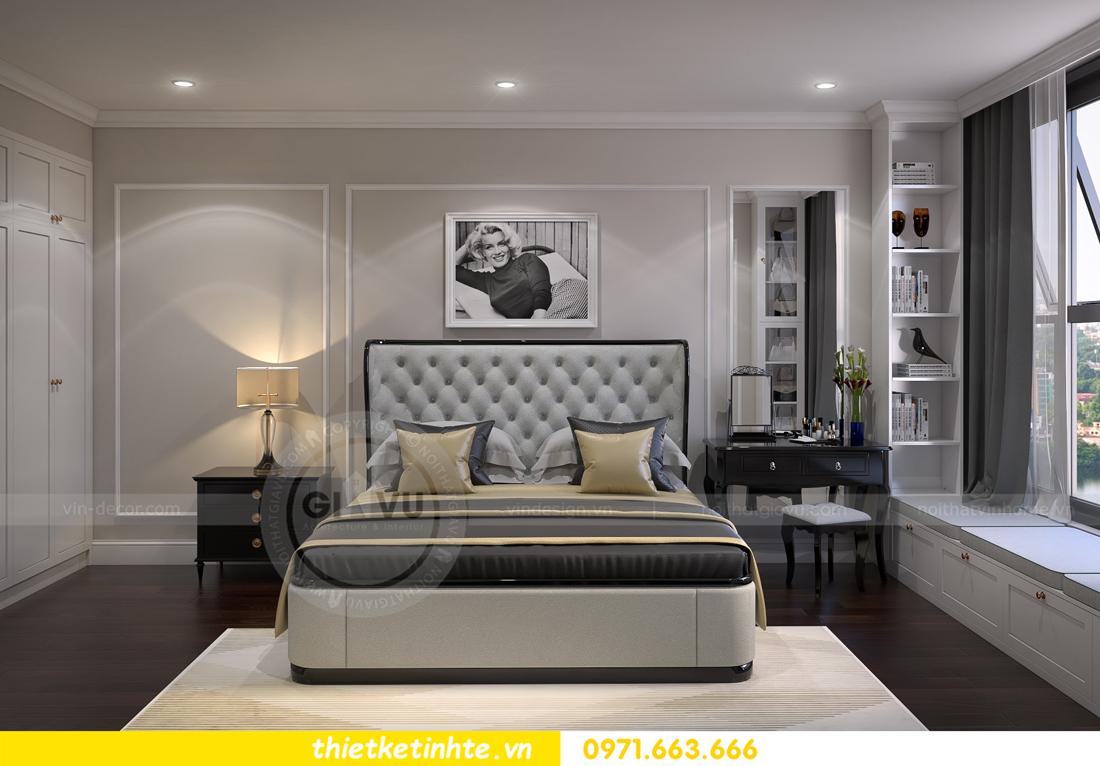 thiết kế thi công nội thất chung cư D Capitale đẹp tinh tế 08