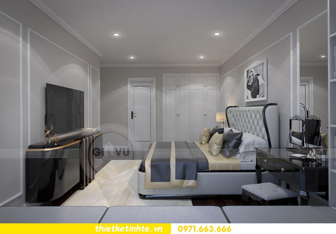 thiết kế thi công nội thất chung cư D Capitale đẹp tinh tế 09