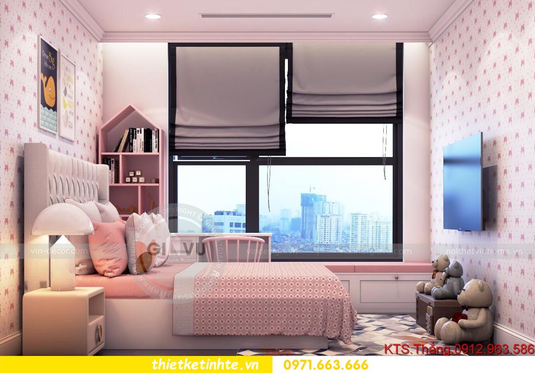 thiết kế thi công nội thất chung cư D Capitale đẹp tinh tế 10