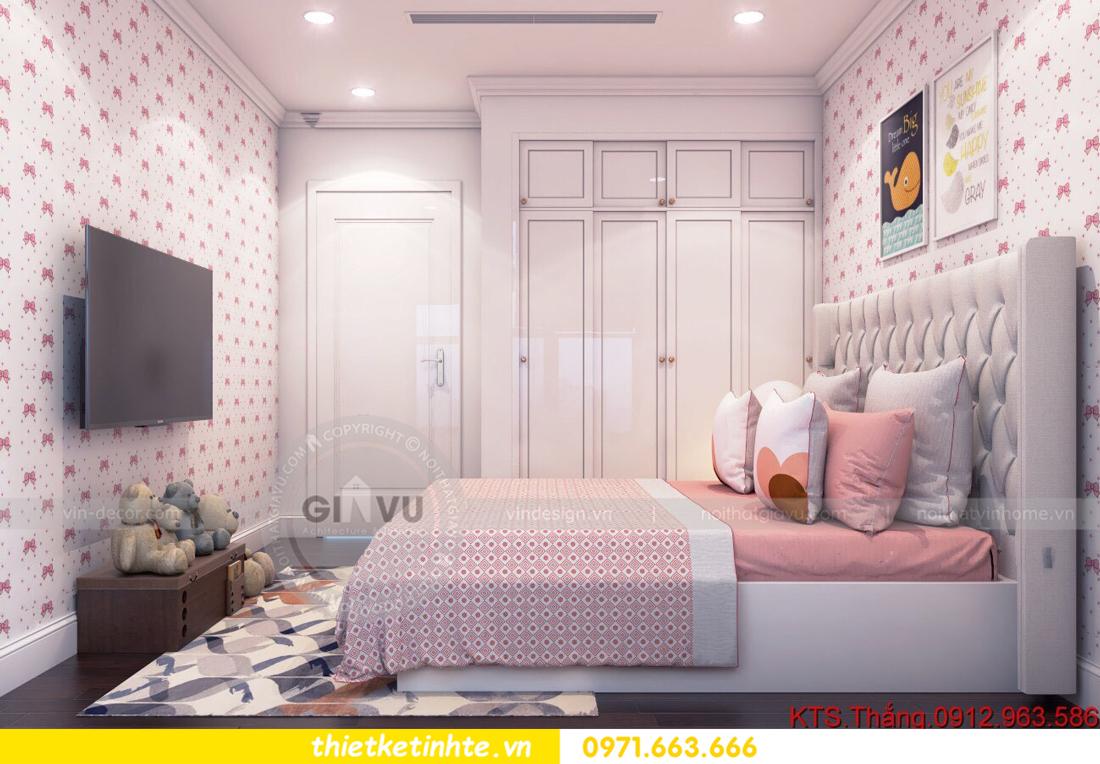 thiết kế thi công nội thất chung cư D Capitale đẹp tinh tế 11