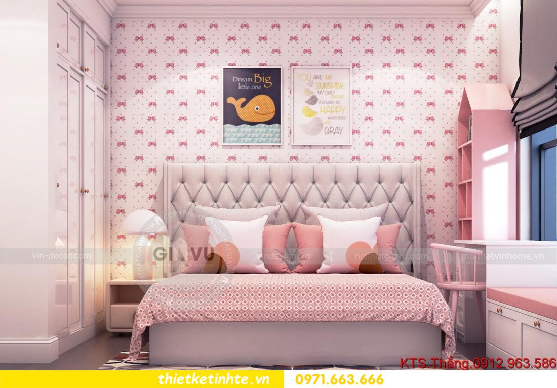 thiết kế thi công nội thất chung cư D Capitale đẹp tinh tế 12