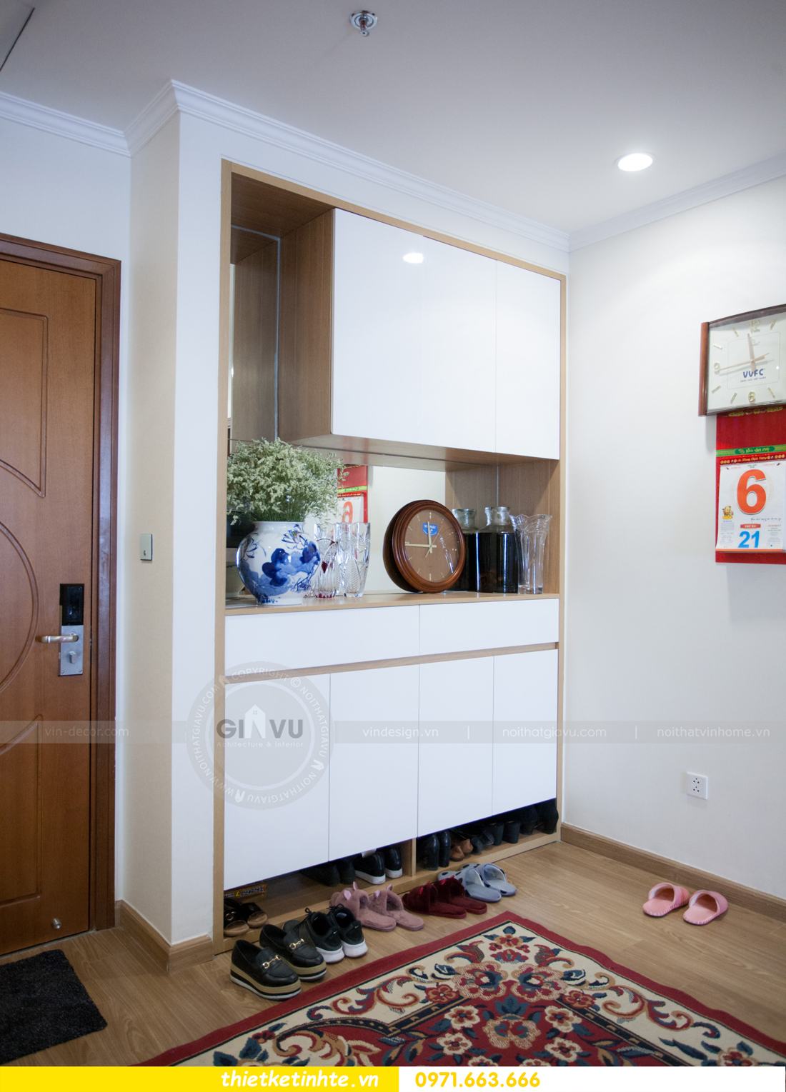 thiết kế tinh tế đơn vị thiết kế thi công nội thất hàng đầu 09