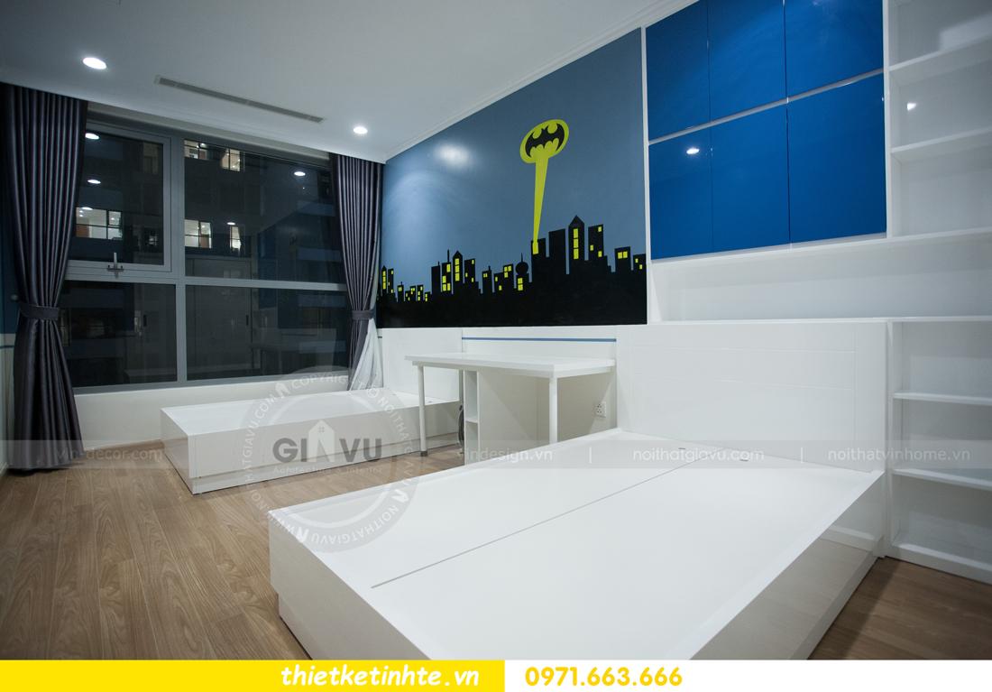 thiết kế tinh tế đơn vị thiết kế thi công nội thất hàng đầu 18