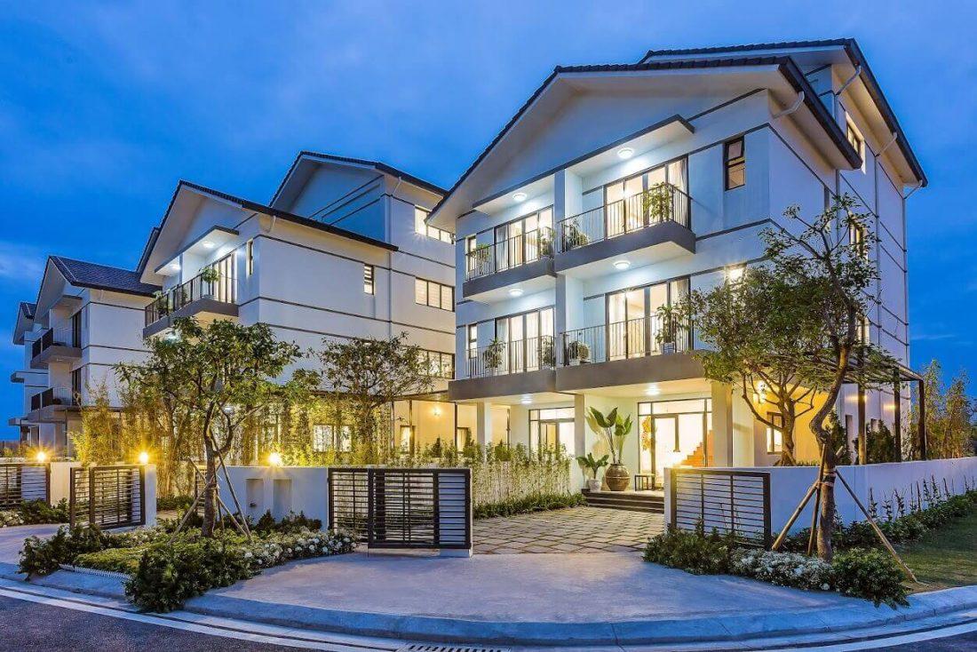 Thiết kế nội thất biệt thự Vinhomes Thăng Long – Thiết kế tinh tế