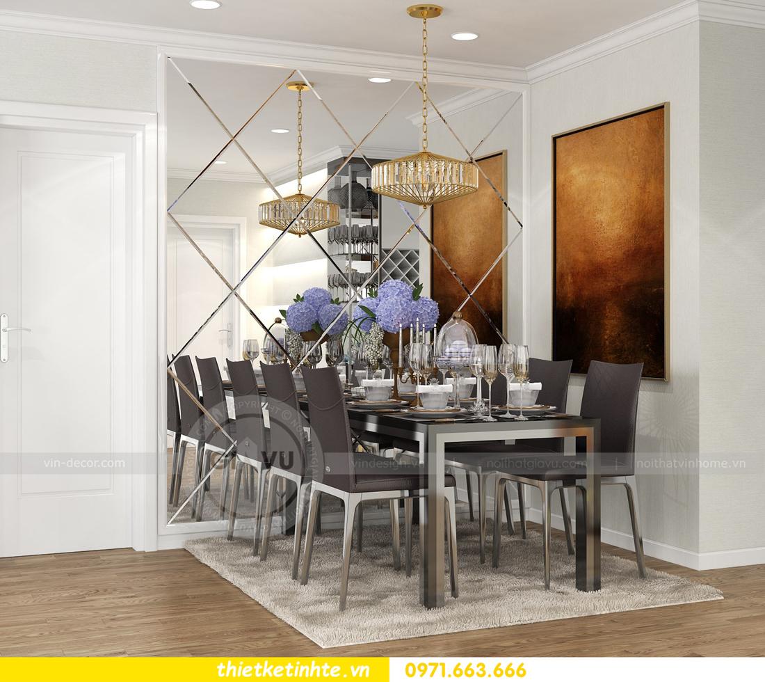 thiết kế nội thất căn hộ chung cư Park Hill 3 căn 09 05