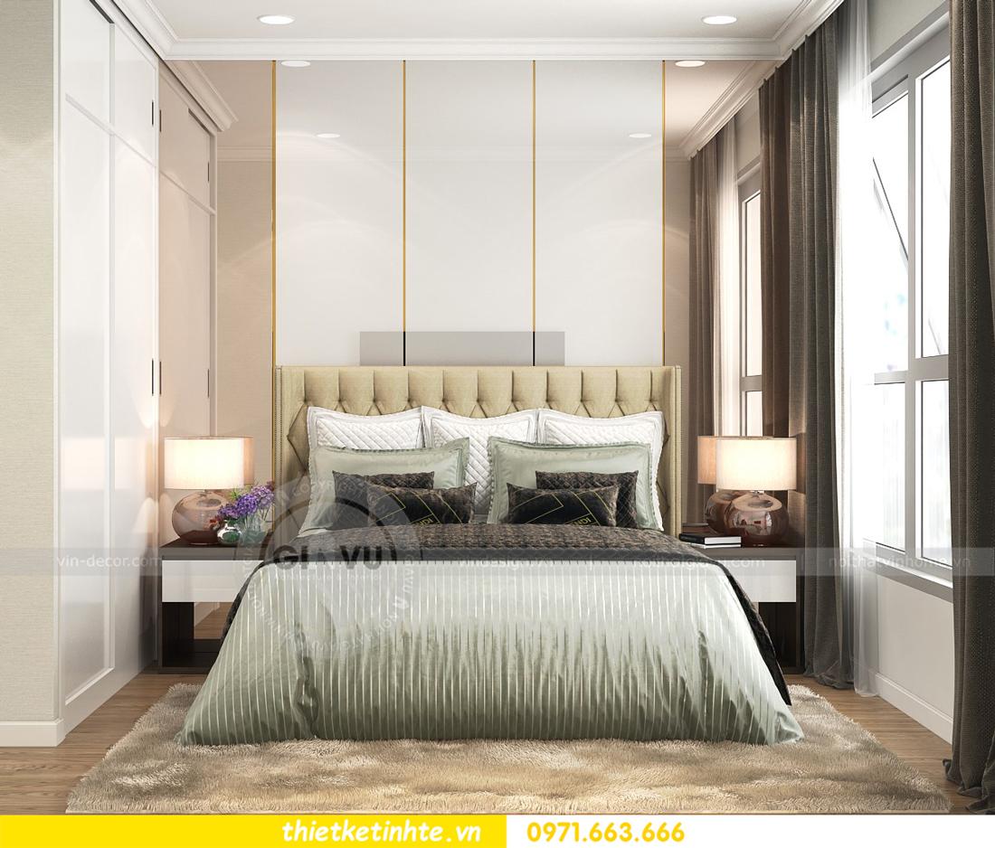 thiết kế nội thất căn hộ chung cư Park Hill 3 căn 09 09
