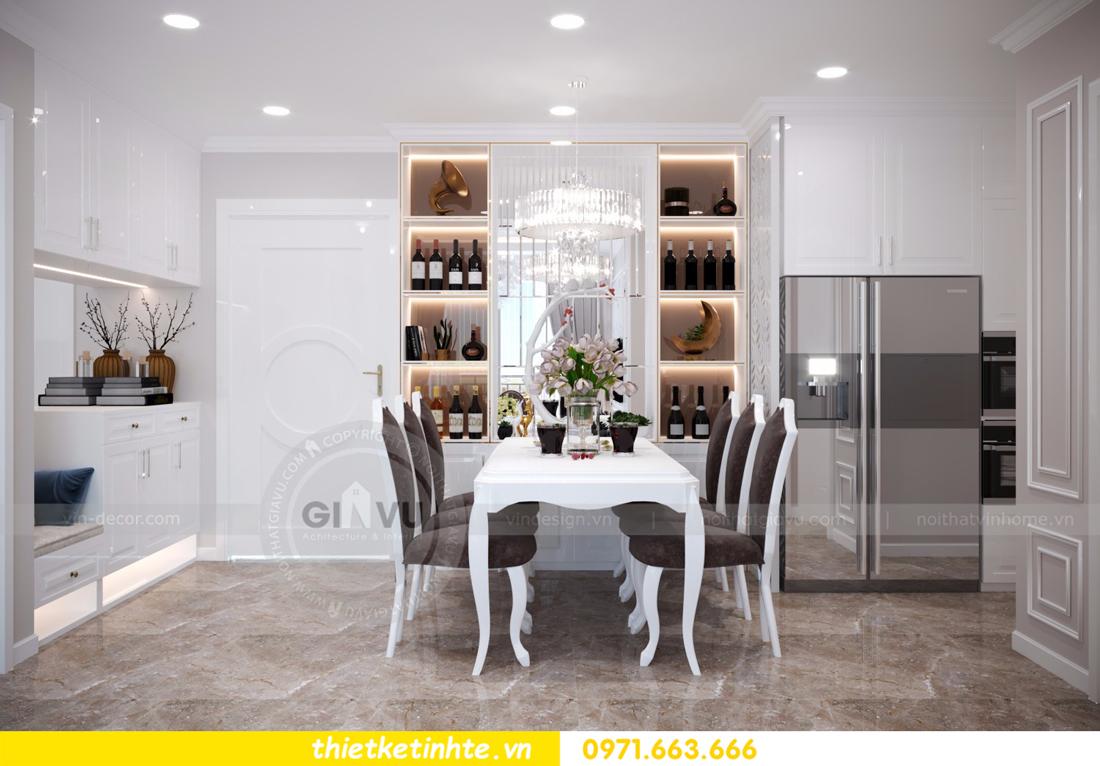thiết kế nội thất chung cư D Capitale tòa C6 căn 01 thiết kế tinh tế 05