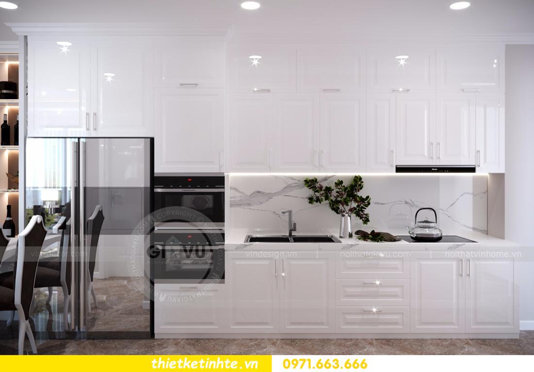 thiết kế nội thất chung cư D Capitale tòa C6 căn 01 thiết kế tinh tế 06