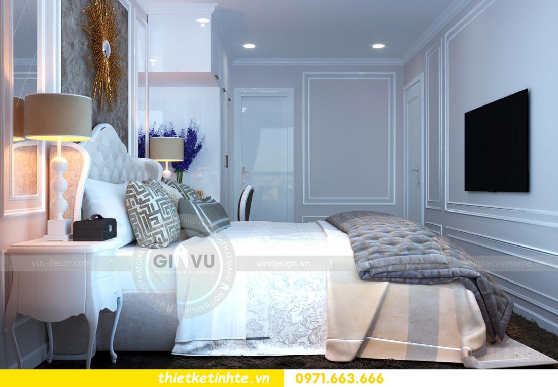 thiết kế nội thất chung cư D Capitale tòa C6 căn 01 thiết kế tinh tế 07