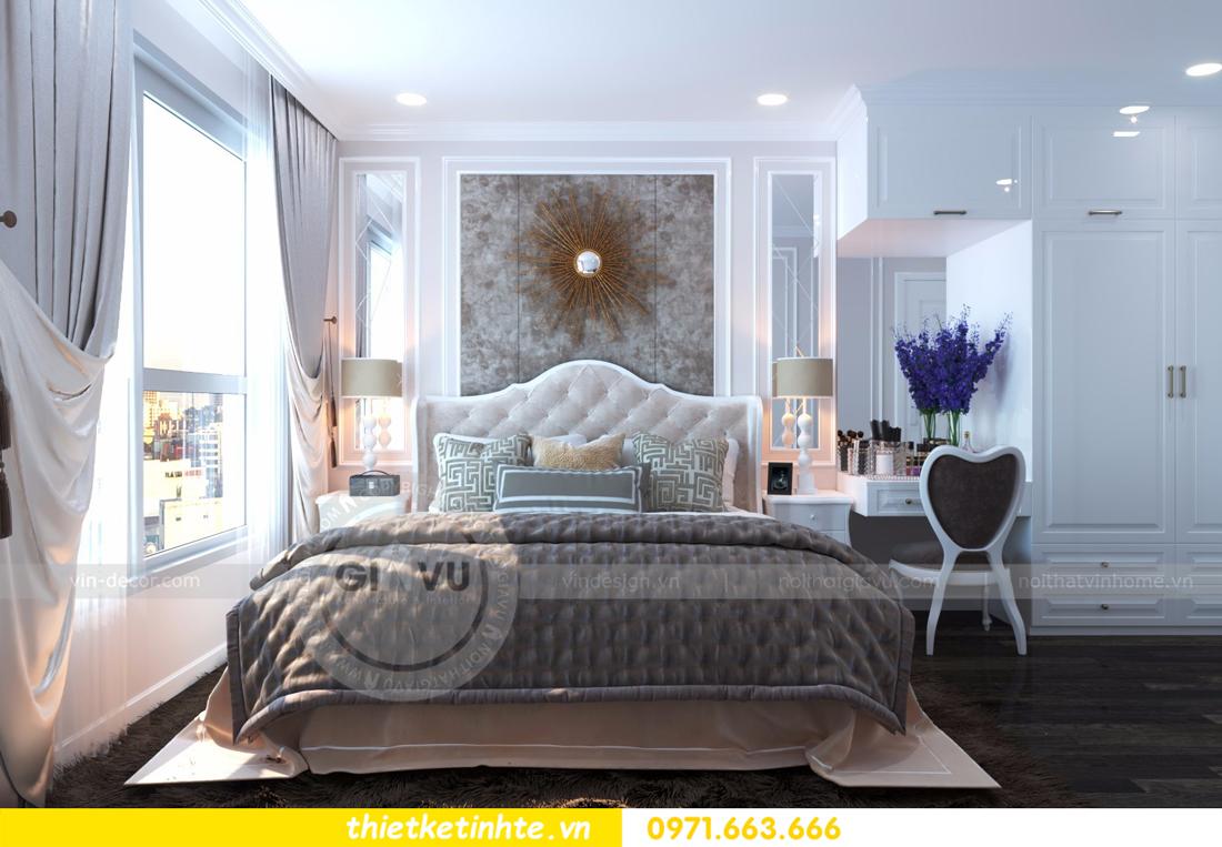 thiết kế nội thất chung cư D Capitale tòa C6 căn 01 thiết kế tinh tế 08