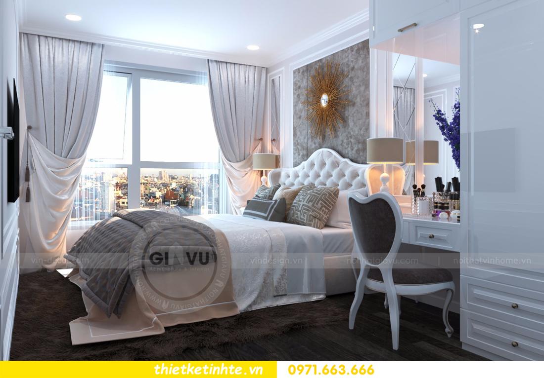 thiết kế nội thất chung cư D Capitale tòa C6 căn 01 thiết kế tinh tế 09