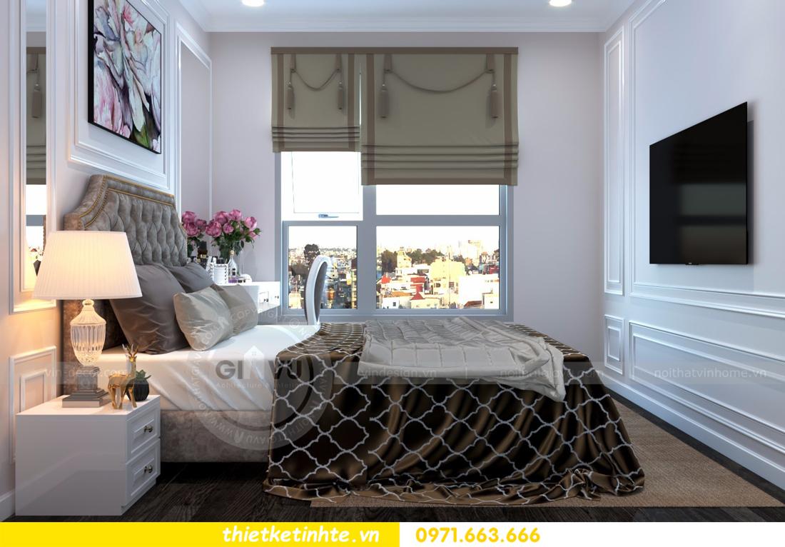 thiết kế nội thất chung cư D Capitale tòa C6 căn 01 thiết kế tinh tế 11