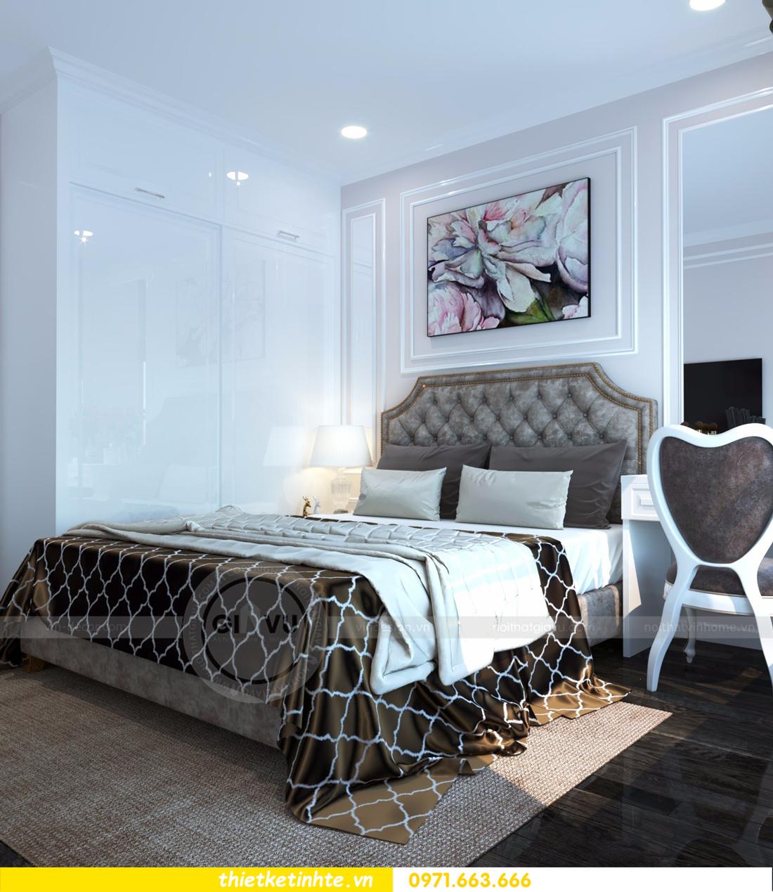 thiết kế nội thất chung cư D Capitale tòa C6 căn 01 thiết kế tinh tế 12