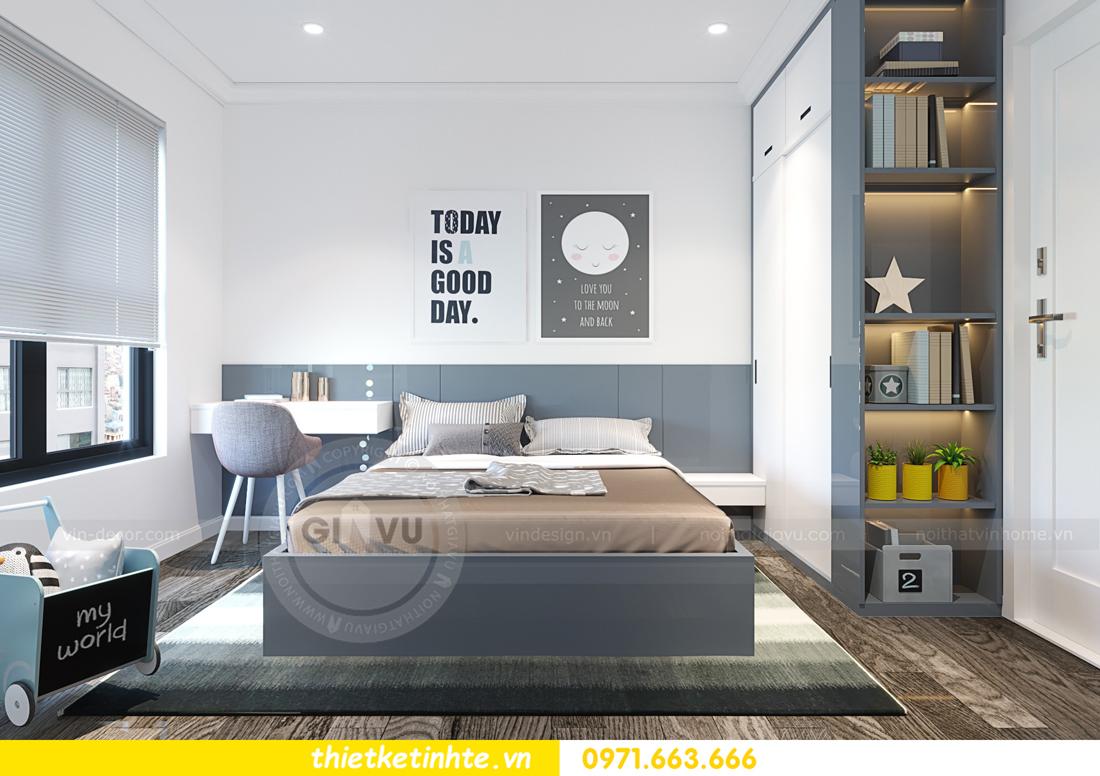 thiết kế nội thất chung cư Imperial Plaza 360 Giải Phóng IP1 CH 06 13