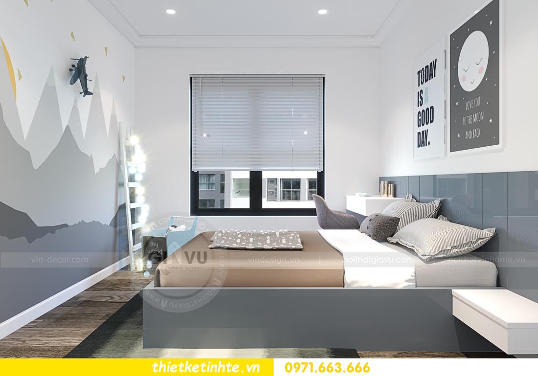 thiết kế nội thất chung cư Imperial Plaza 360 Giải Phóng IP1 CH 06 14