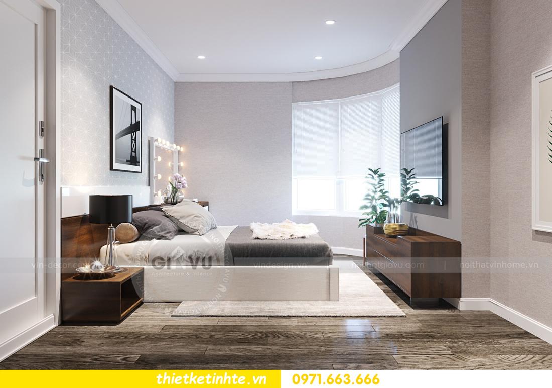 thiết kế nội thất chung cư Imperial Plaza 360 Giải Phóng IP1 CH 06 15