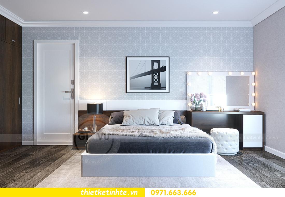 thiết kế nội thất chung cư Imperial Plaza 360 Giải Phóng IP1 CH 06 16