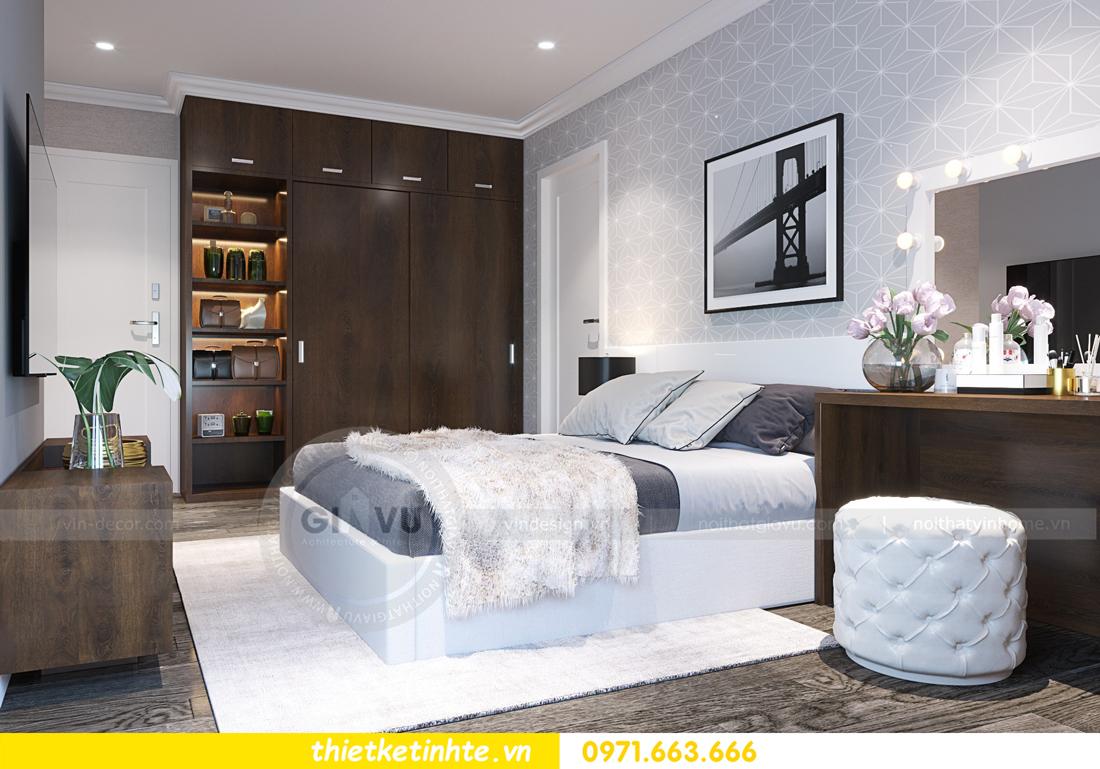 thiết kế nội thất chung cư Imperial Plaza 360 Giải Phóng IP1 CH 06 17