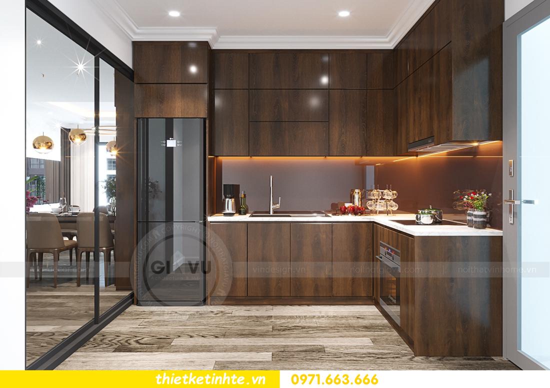 thiết kế nội thất chung cư Imperial Plaza 360 Giải Phóng IP1 CH 06 6