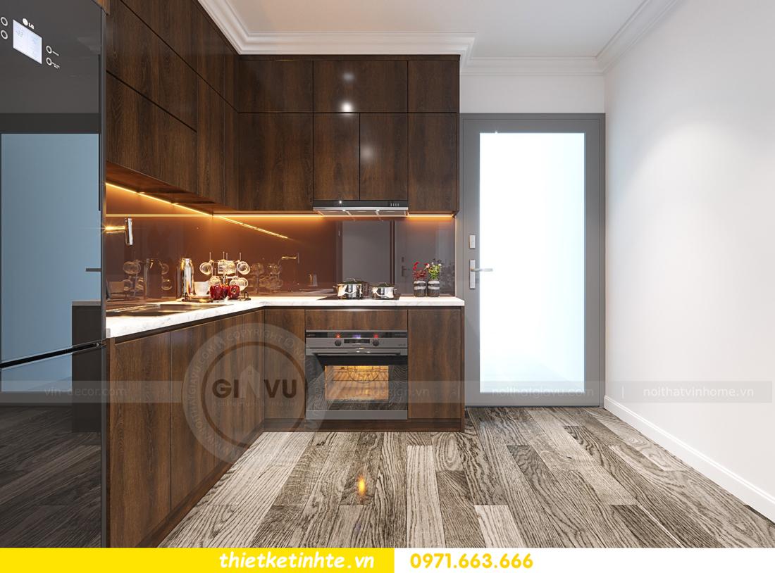 thiết kế nội thất chung cư Imperial Plaza 360 Giải Phóng IP1 CH 06 7
