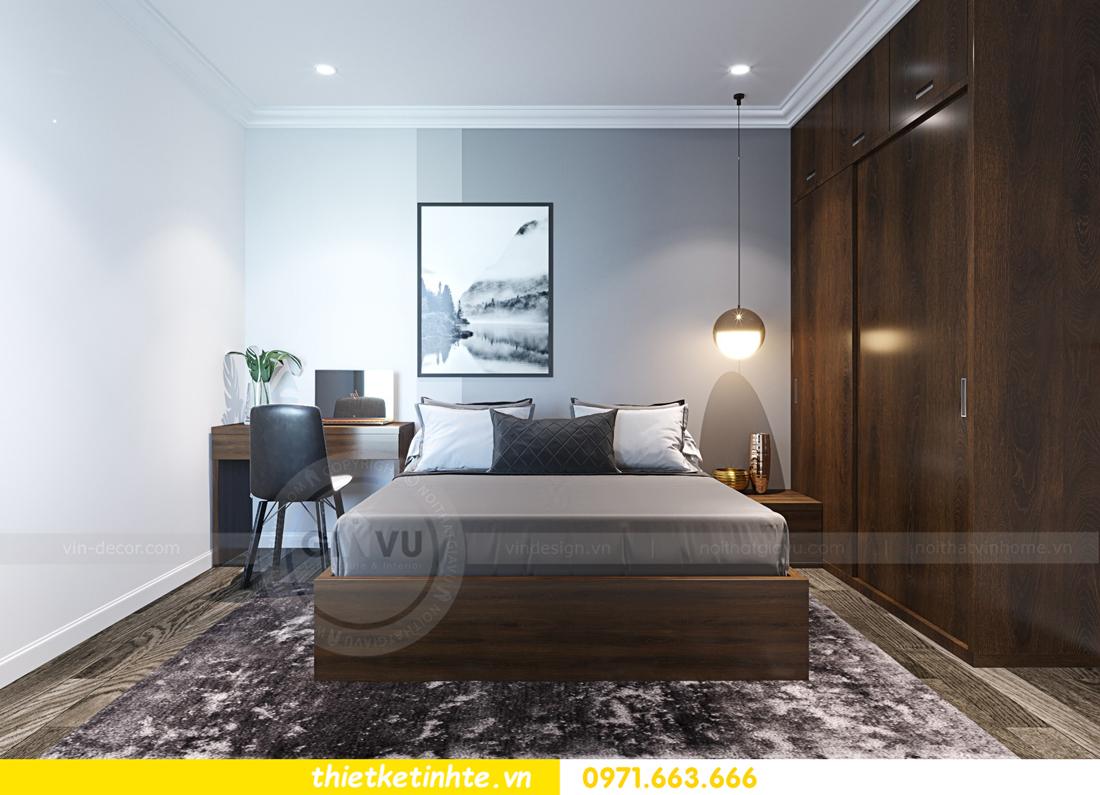 thiết kế nội thất chung cư Imperial Plaza 360 Giải Phóng IP1 CH 06 8