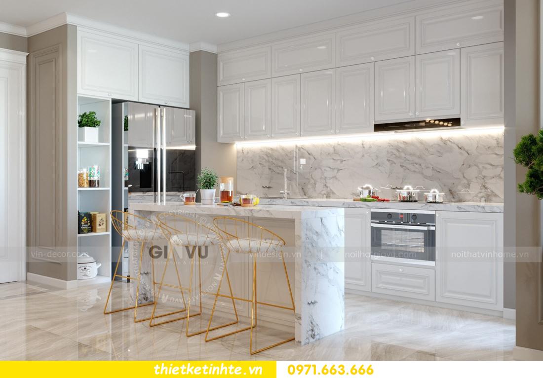 thiết kế nội thất chung cư Vinhomes Metropolis tòa M1 07