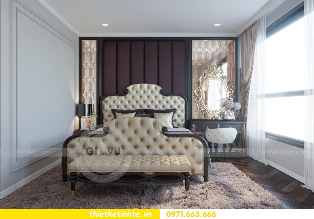thiết kế nội thất chung cư Vinhomes Metropolis tòa M1 09