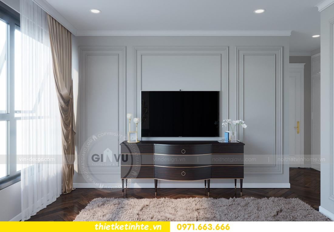 thiết kế nội thất chung cư Vinhomes Metropolis tòa M1 10