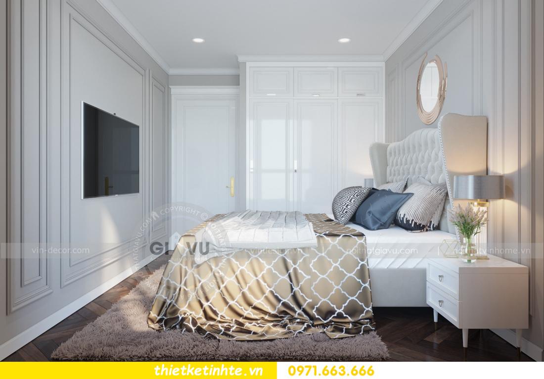 thiết kế nội thất chung cư Vinhomes Metropolis tòa M1 11