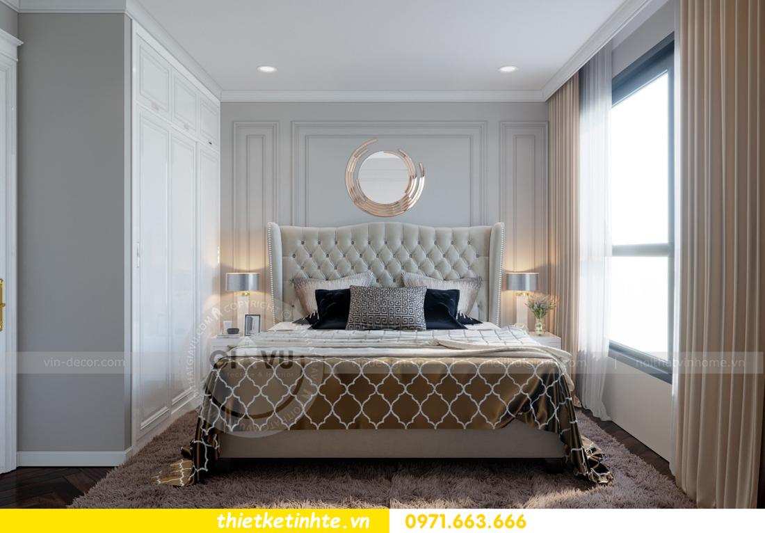 thiết kế nội thất chung cư Vinhomes Metropolis tòa M1 12
