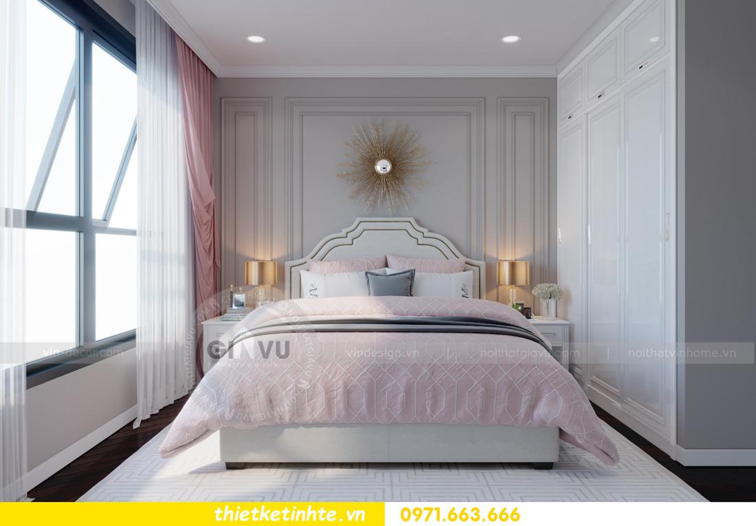 thiết kế nội thất chung cư Vinhomes Metropolis tòa M1 14
