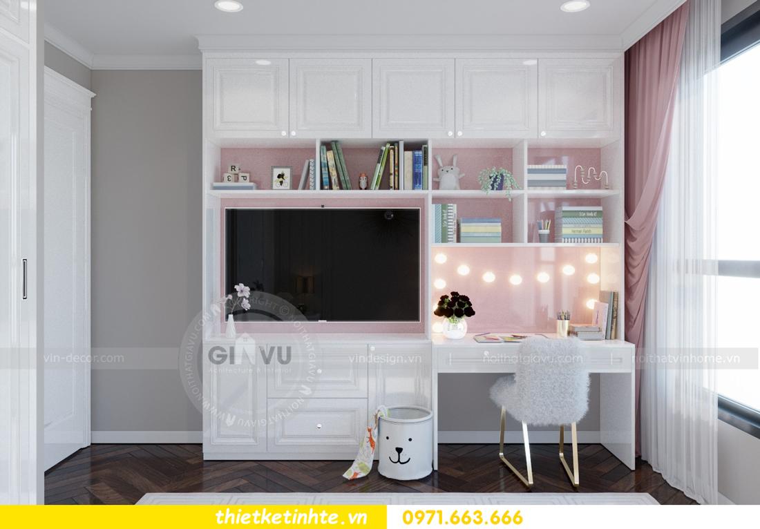 thiết kế nội thất chung cư Vinhomes Metropolis tòa M1 15