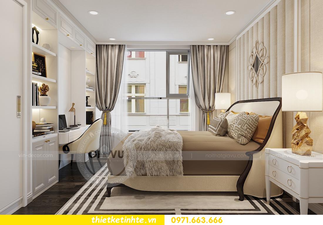 thiết kế nội thất Vinhomes D'Capitale toàn C3 căn 04 10