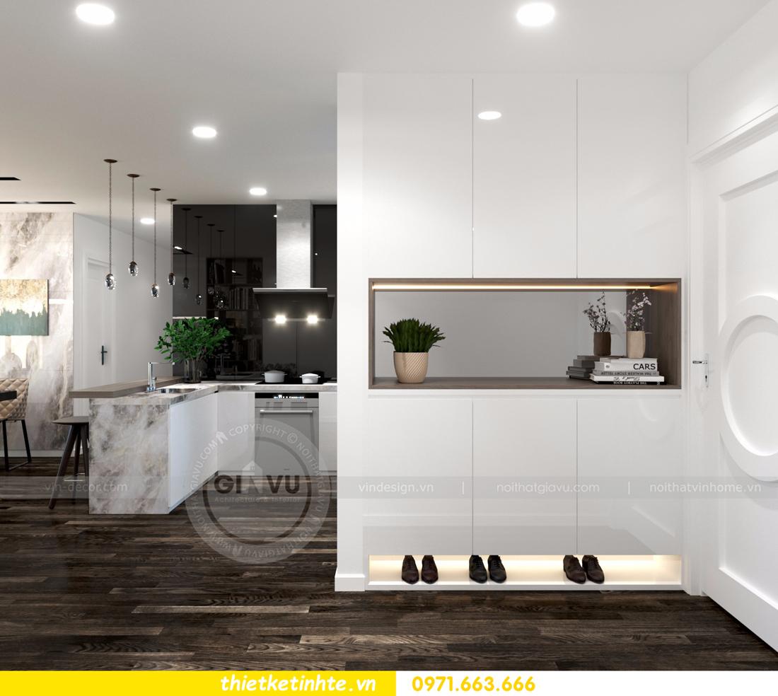 thiết kế nội thất Vinhomes D Capitale tòa C3 căn 06 thiết kế tinh tế 06