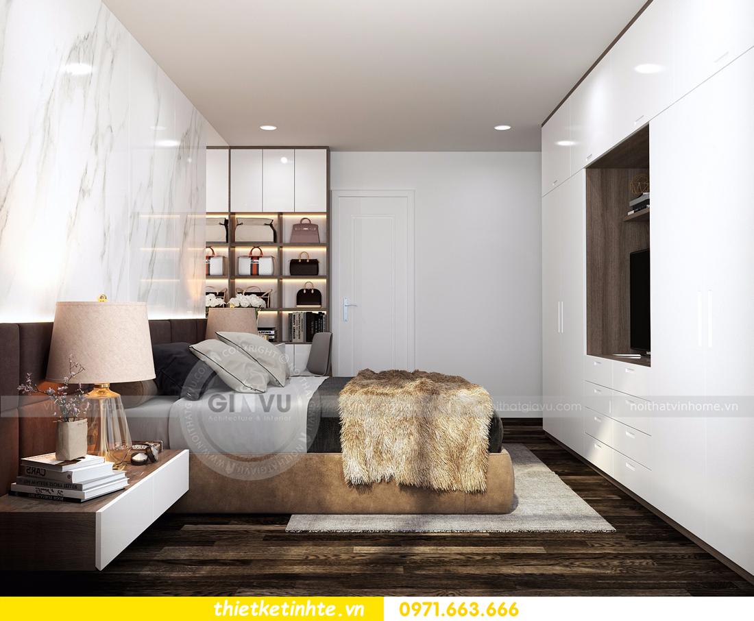 thiết kế nội thất Vinhomes D Capitale tòa C3 căn 06 thiết kế tinh tế 07