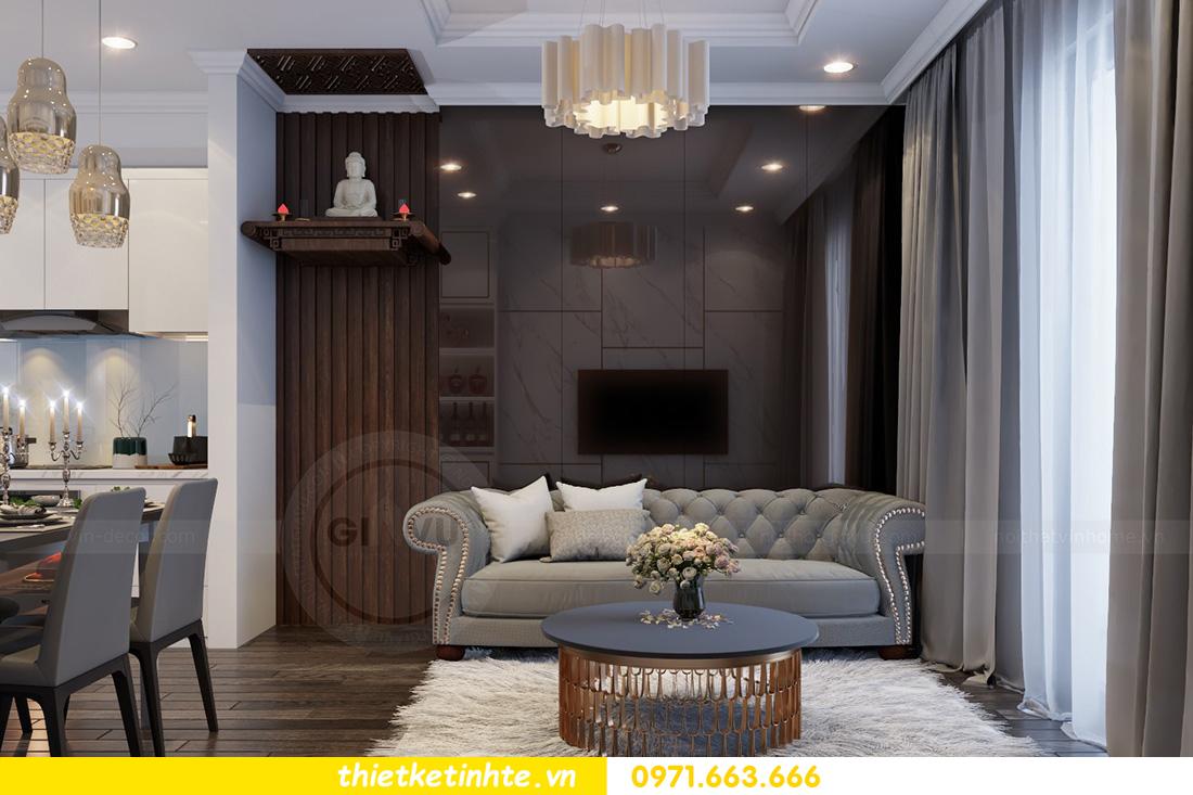 mẫu thiết kế nội thất chung cư Ancora Lương Yên đẹp mê ly 01