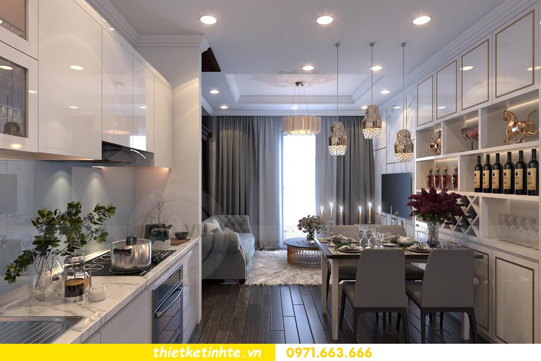 mẫu thiết kế nội thất chung cư Ancora Lương Yên đẹp mê ly 03