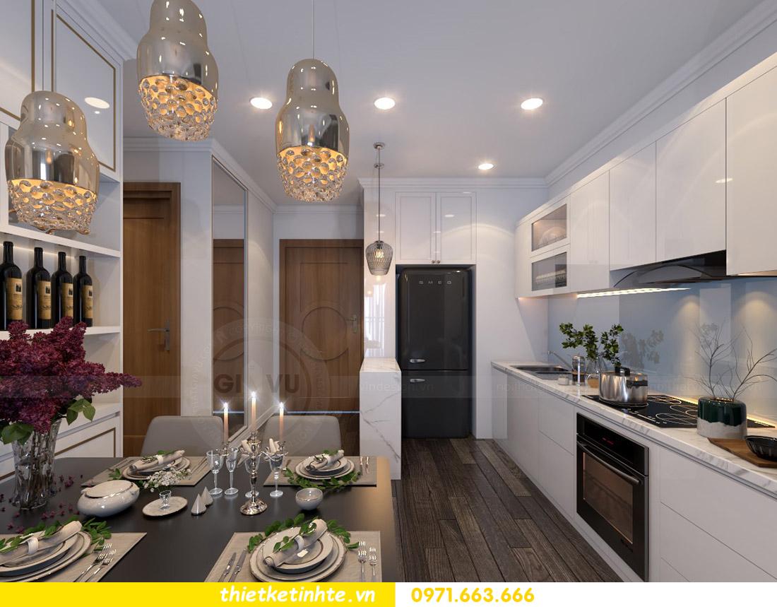 mẫu thiết kế nội thất chung cư Ancora Lương Yên đẹp mê ly 04