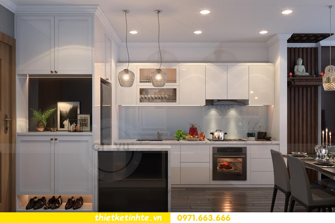 mẫu thiết kế nội thất chung cư Ancora Lương Yên đẹp mê ly 05