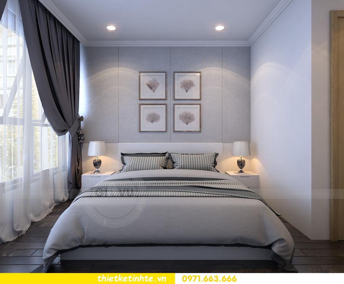 mẫu thiết kế nội thất chung cư Ancora Lương Yên đẹp mê ly 06