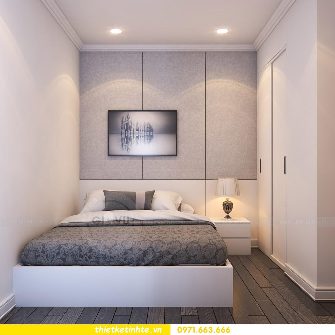 mẫu thiết kế nội thất chung cư Ancora Lương Yên đẹp mê ly 08