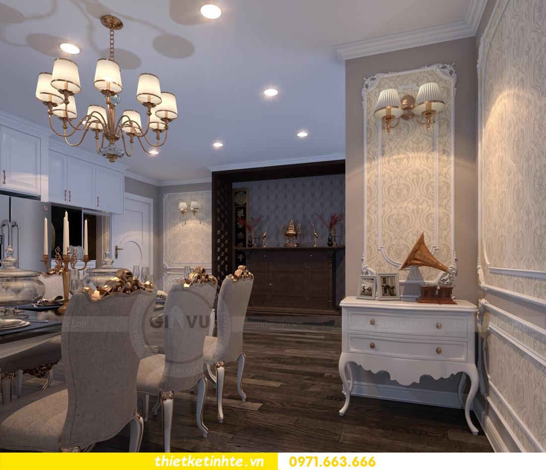 thiết kế nội thất chung cư Vinhomes Gardenia tòa A2 căn 06 chị Nụ 04