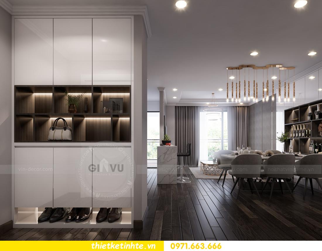 thiết kế nội thất Vinhomes Gardenia căn hộ 11 tòa A3 01