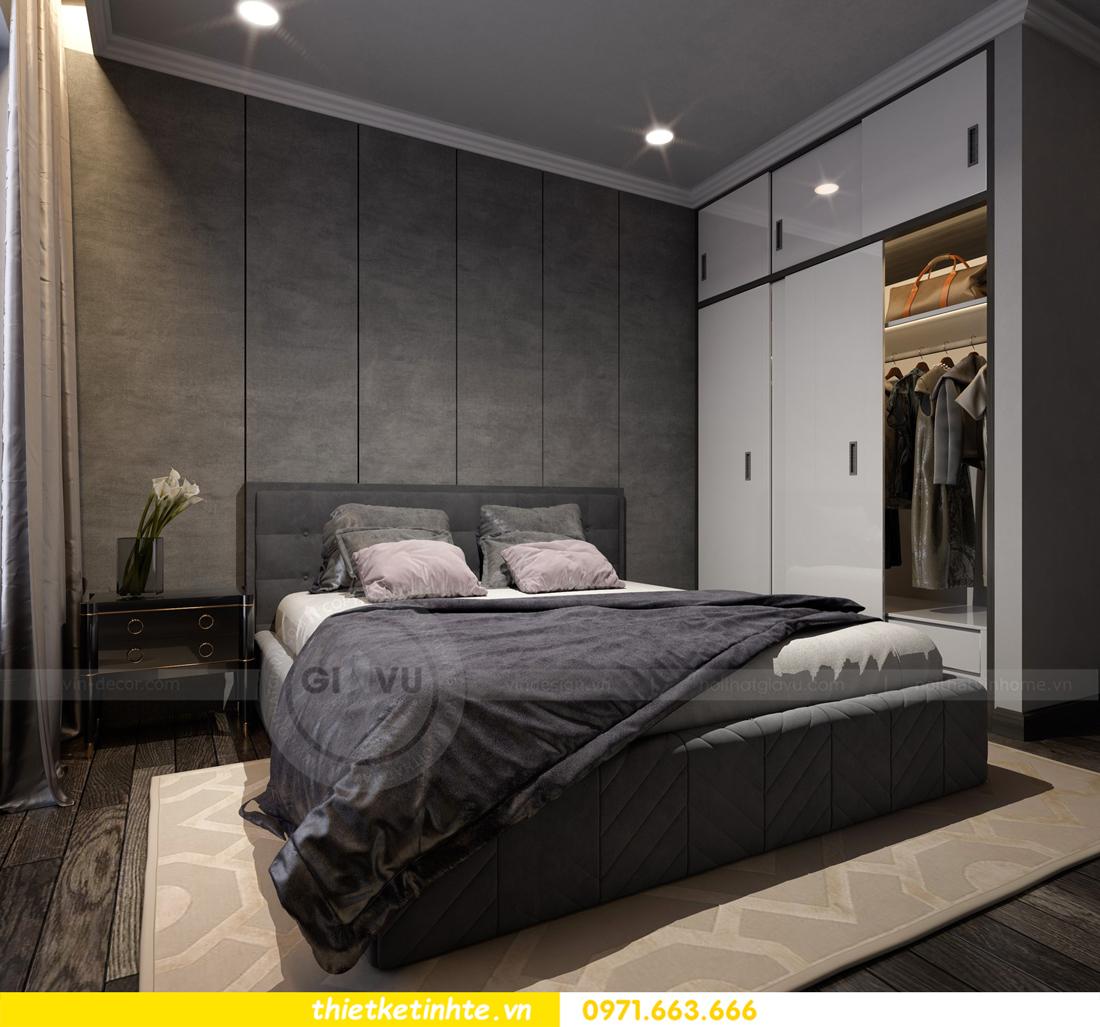 thiết kế nội thất Vinhomes Gardenia căn hộ 11 tòa A3 07