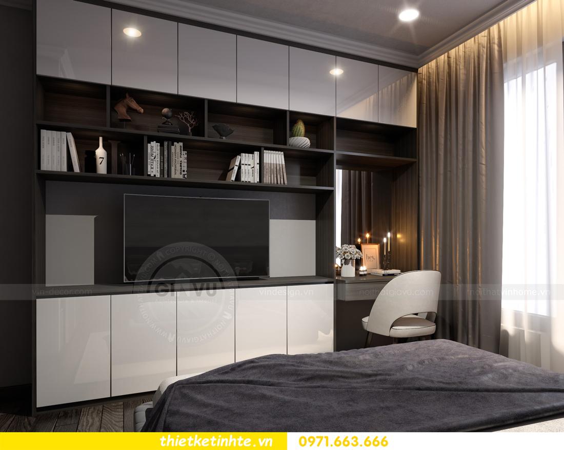 thiết kế nội thất Vinhomes Gardenia căn hộ 11 tòa A3 08