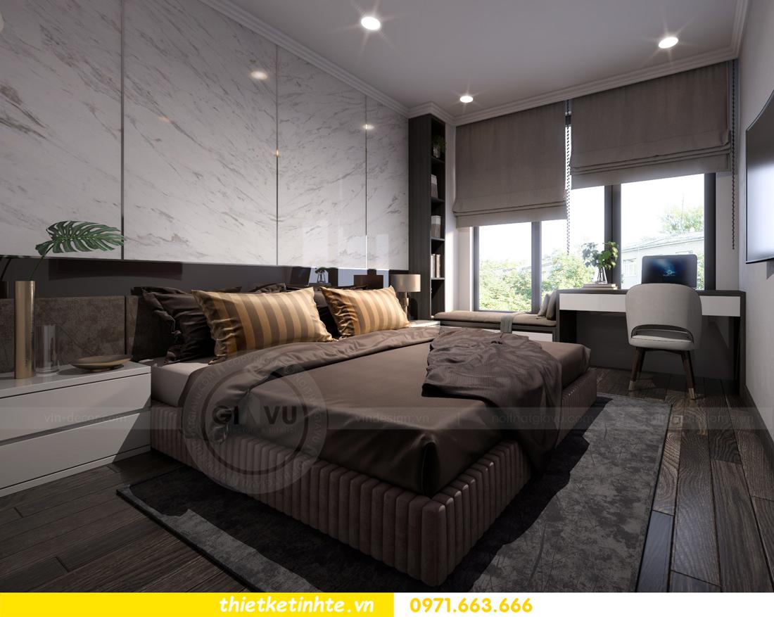 thiết kế nội thất Vinhomes Gardenia căn hộ 11 tòa A3 10