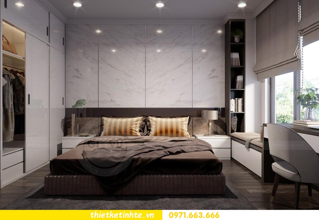 thiết kế nội thất Vinhomes Gardenia căn hộ 11 tòa A3 11